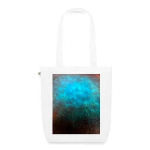 Dyeing leather print design - EarthPositive Tote Bag