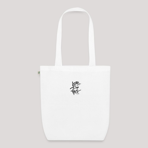 LDT Clear MASTER BLK - EarthPositive Tote Bag