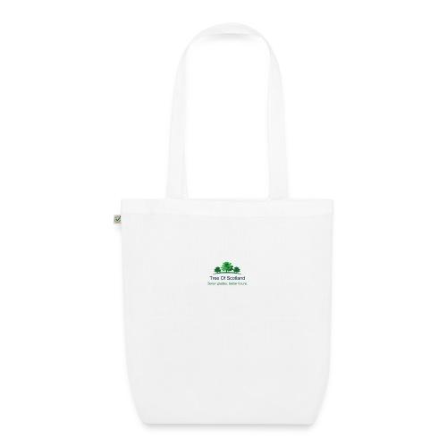 TOS logo shirt - EarthPositive Tote Bag