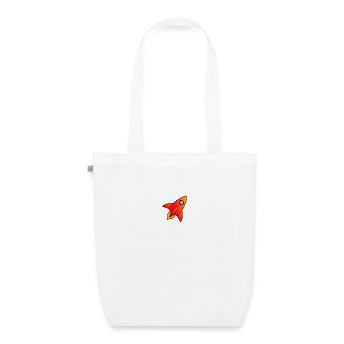 Red Rocket - EarthPositive Tote Bag