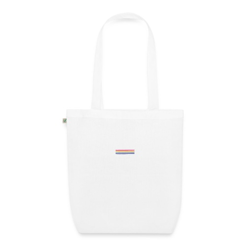 Colored lines - EarthPositive Tote Bag