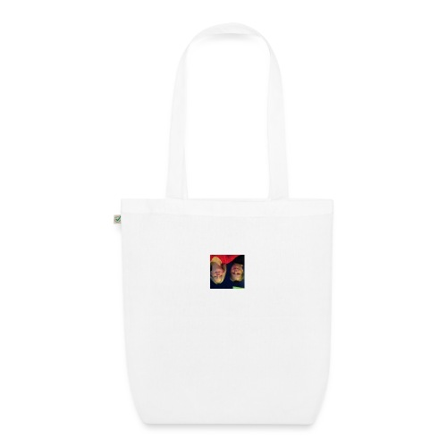 Gammelt logo - Øko-stoftaske