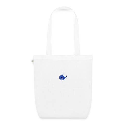Mini Whale - EarthPositive Tote Bag
