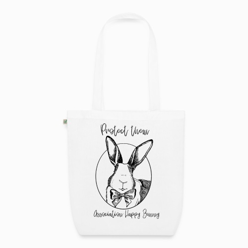 Happy Bunny Fundraiser - EarthPositive Tote Bag