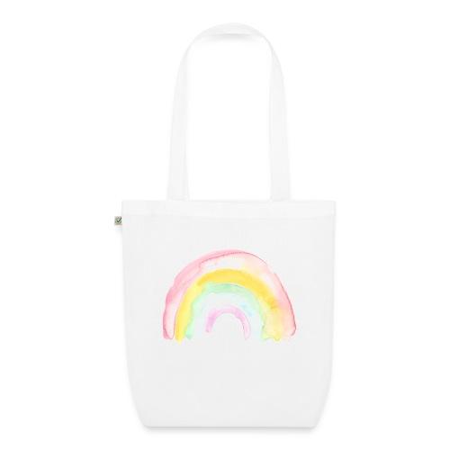 Pastell Rainbow - Bio-Stoffbeutel