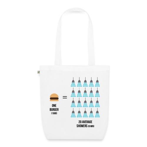 waterburger png - EarthPositive Tote Bag