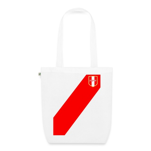 Seleccion peruana de futbol (Recto-verso) - EarthPositive Tote Bag