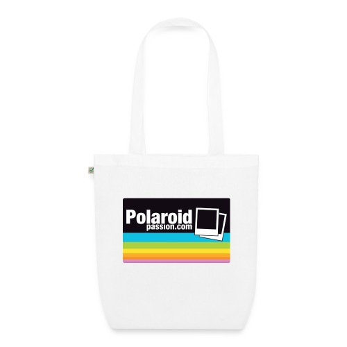 Polaroid Passion com - Sac en tissu biologique