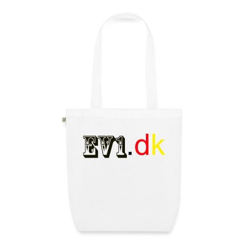 ev1 design - Øko-stoftaske