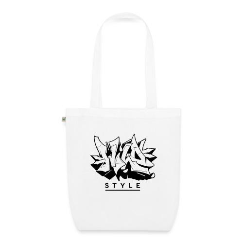 Wild Style Graffiti Letters - Øko-stoftaske