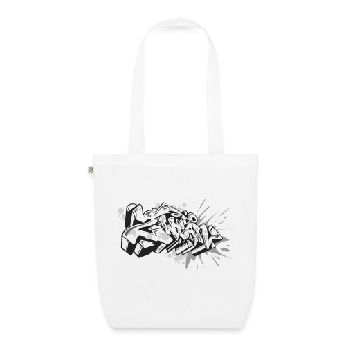 Graffiti Art 2wear Style - Øko-stoftaske
