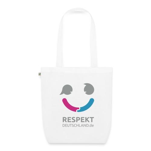 Logo Respekt Deutschland - Bio-Stoffbeutel