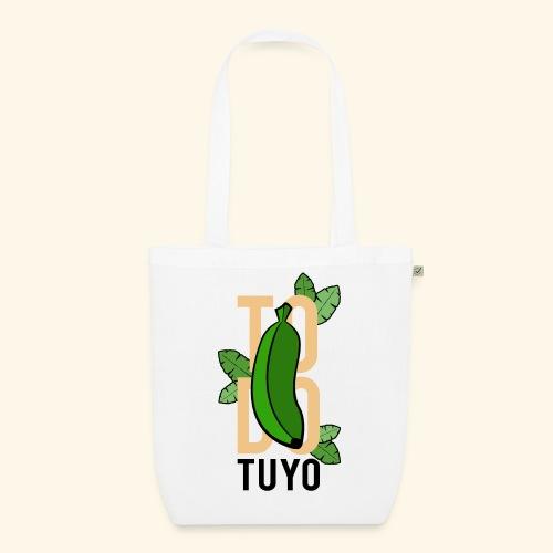 Camiseta Platanera TODO TUYO (LAVAINA) - Bolsa de tela ecológica