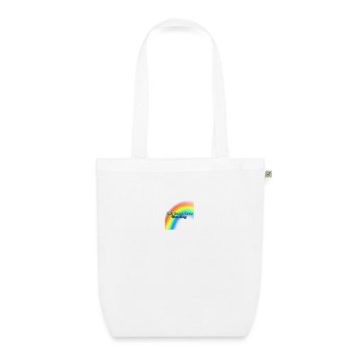 RainbowDave Gaming Logo - EarthPositive Tote Bag