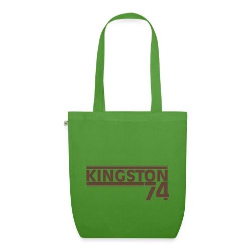 Kingston 74 - Sac en tissu biologique