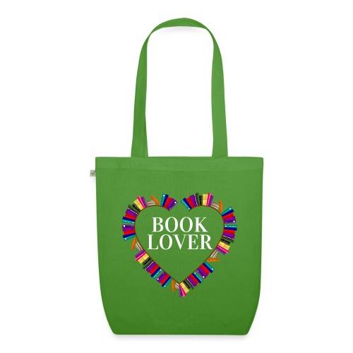 Book Lover - Bio-Stoffbeutel