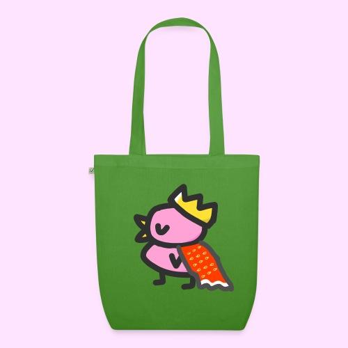 Royal Pinkguin - Øko-stoftaske