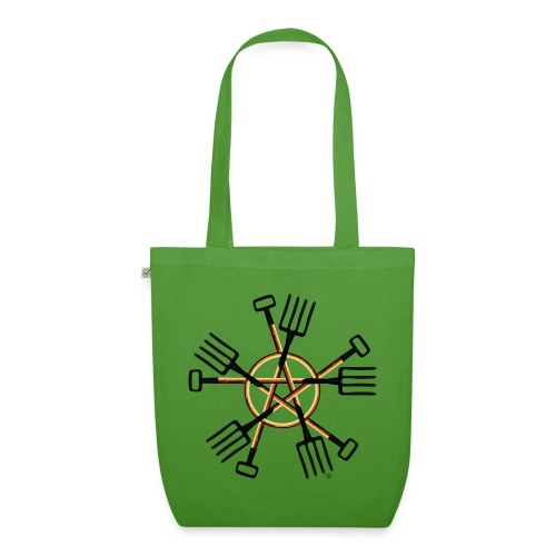 PAGAN GARDENER - EarthPositive Tote Bag