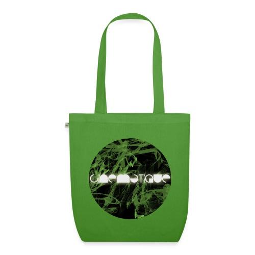 CIN green fluor 2 - EarthPositive Tote Bag