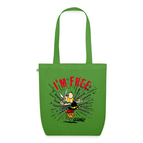 Asterix & Obelix - Asterix 'I'm Free' - Sac en tissu biologique