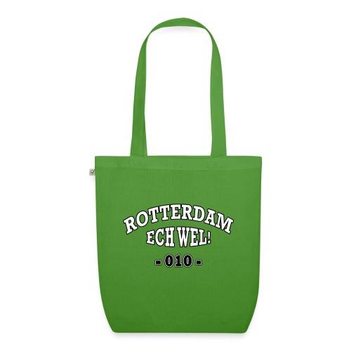 Rotterdam ech wel 010 - Bio stoffen tas