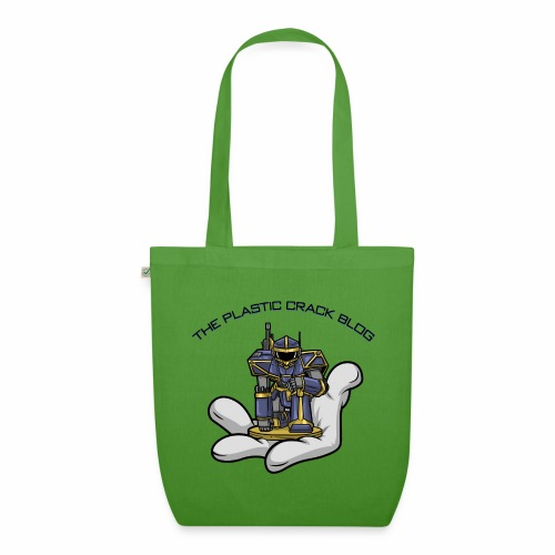 Plastic Crack Blog - EarthPositive Tote Bag