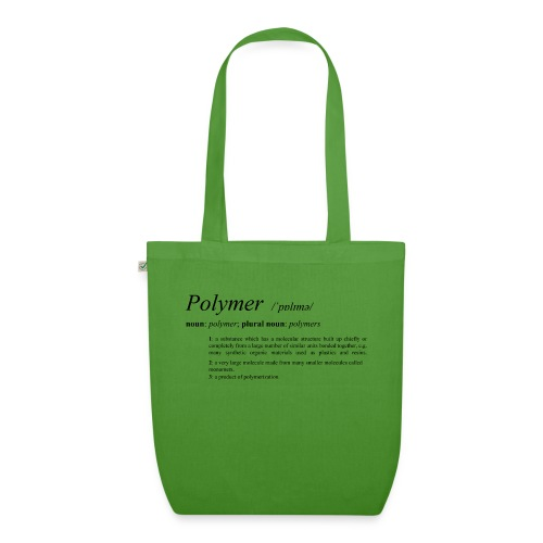 Polymer definition. - EarthPositive Tote Bag