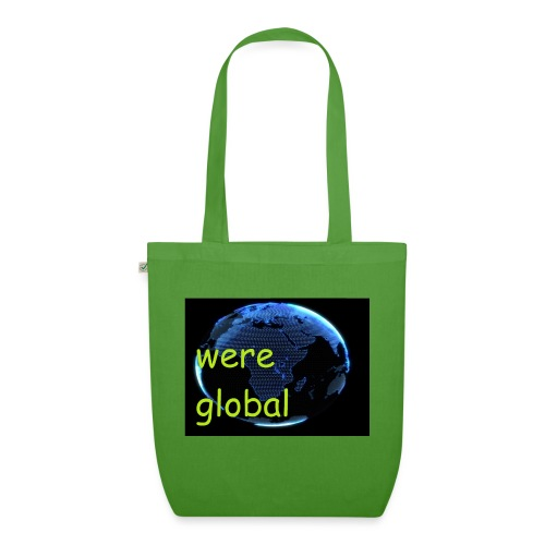 Were Global - Luomu-kangaskassi