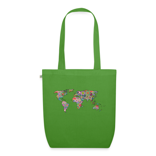 Hipsters' world - EarthPositive Tote Bag