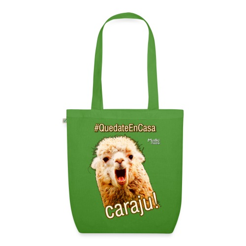 Quedate En Casa Caraju - EarthPositive Tote Bag