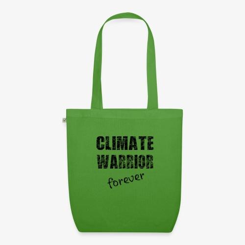 Klimaatverandering: Climate Warrior Forever - Bio stoffen tas
