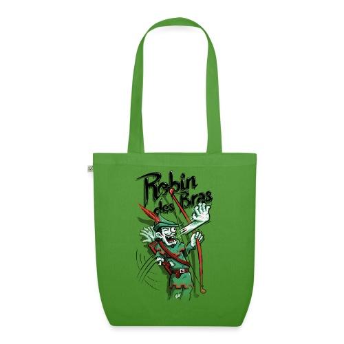 Robin des Bras - EarthPositive Tote Bag