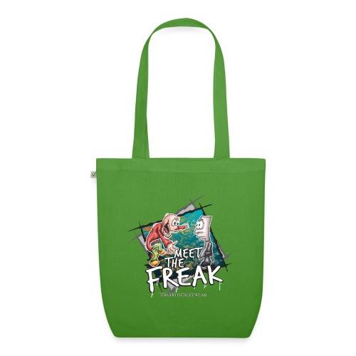 meet the freak - Bio-Stoffbeutel