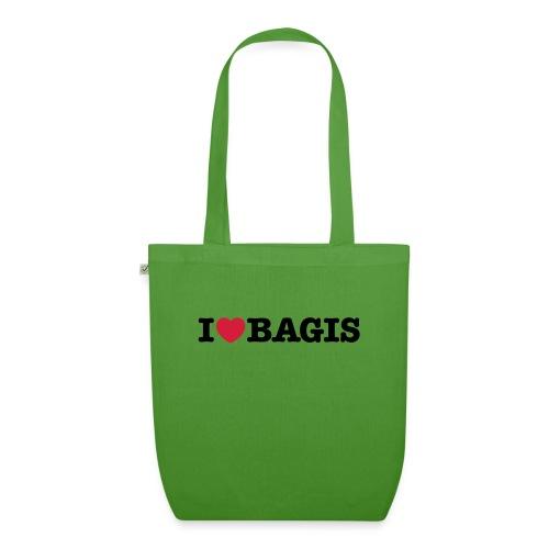 I Love Bagis - Ekologisk tygväska