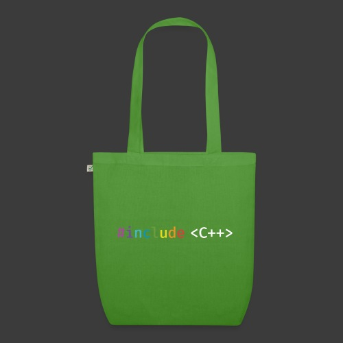 rainbow for dark background - EarthPositive Tote Bag