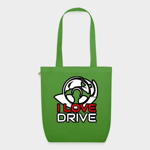 I Love Drive - EarthPositive Tote Bag