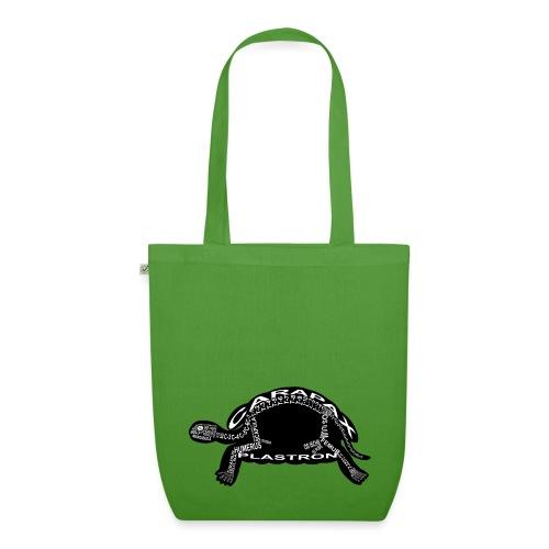 Schildkröte - Bio stoffen tas