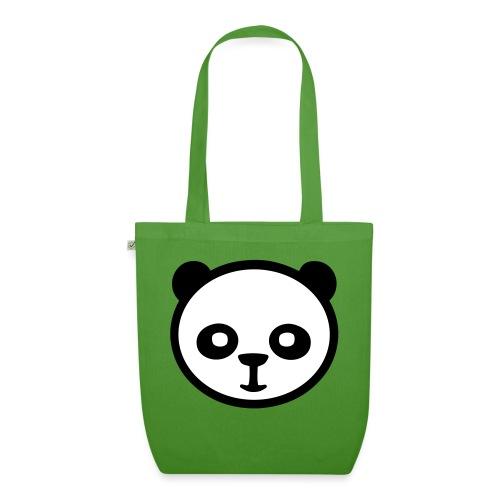 Panda, Panda gigante, Panda gigante, Orso di bambù - Borsa ecologica in tessuto