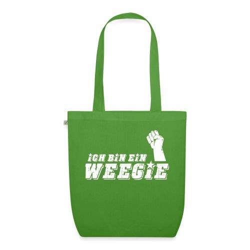 Ich Bin Ein Weegie - EarthPositive Tote Bag