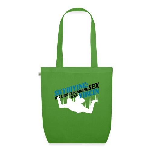 skydiving - Ekologiczna torba materiałowa