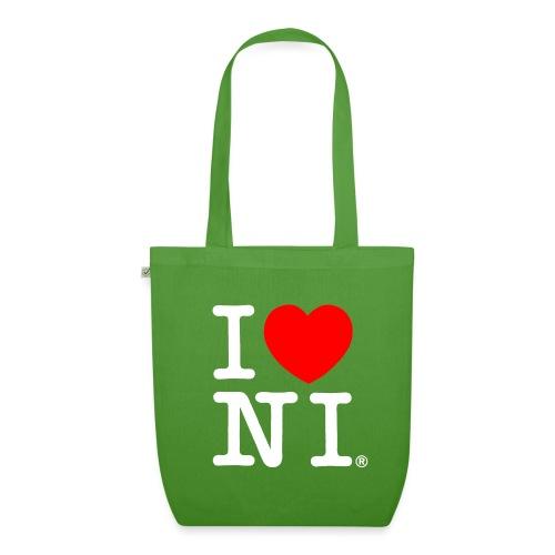 I love NI - EarthPositive Tote Bag