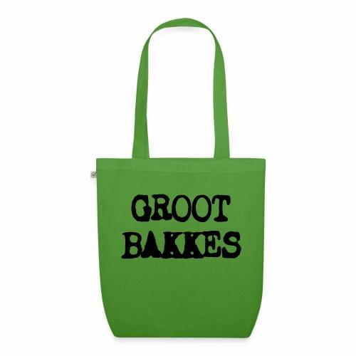 Groot Bakkes - Bio stoffen tas