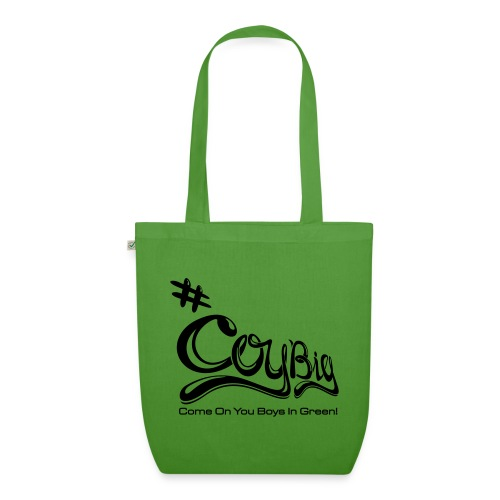 COYBIG - Come on you boys in green - EarthPositive Tote Bag