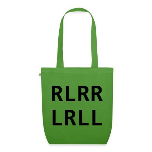 RLRR LRLL - Bio-Stoffbeutel