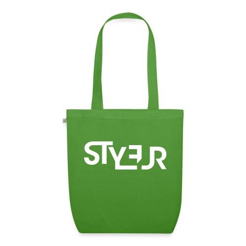 styleur logo spreadhsirt - Bio-Stoffbeutel