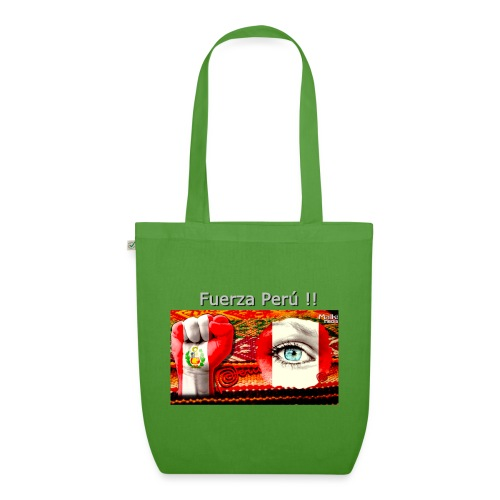Telar Fuerza Peru I - EarthPositive Tote Bag