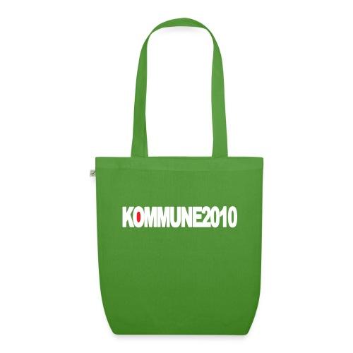 Kommune2010 Merch - Bio-Stoffbeutel