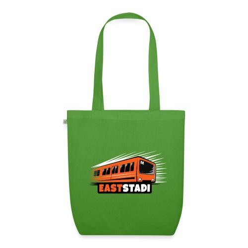 ITÄ-HELSINKI East Stadi Metro T-shirts, Clothes - Luomu-kangaskassi