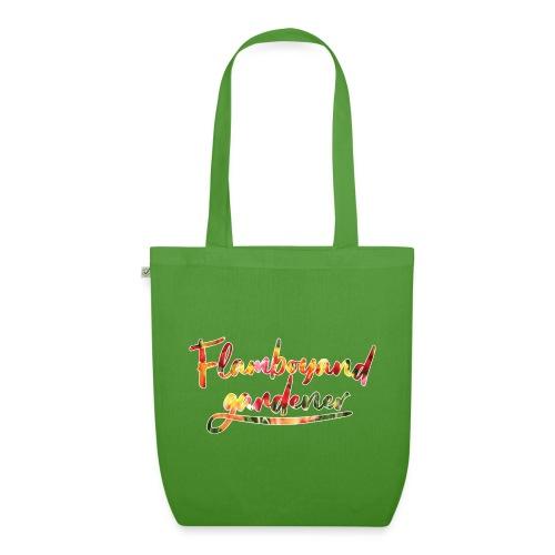 Flamboyand Gardener - Luomu-kangaskassi