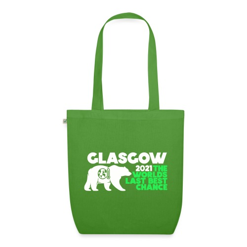 Last Best Chance - Glasgow 2021 - EarthPositive Tote Bag